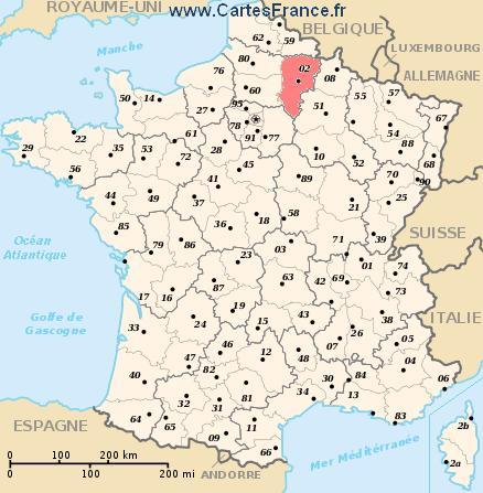 Aisne, France: The Home of World War I 1