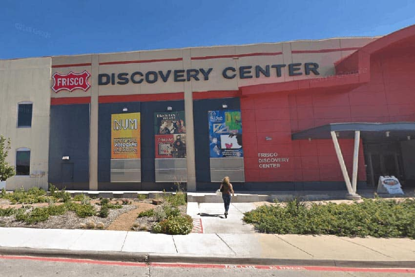 In Frisco, Texas, See the National Videogame Museum