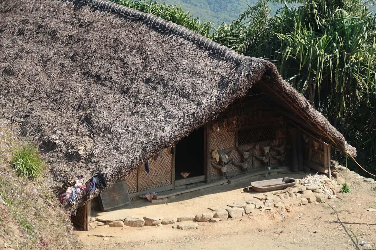 Meeting Headhunters in Nagaland, Northeast India 3
