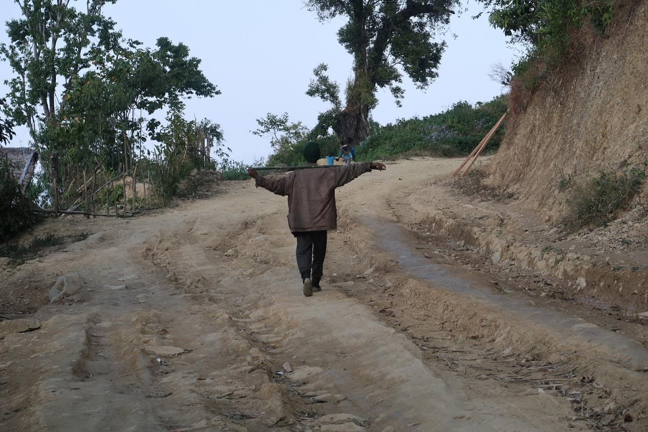Meeting Headhunters in Nagaland, Northeast India 2
