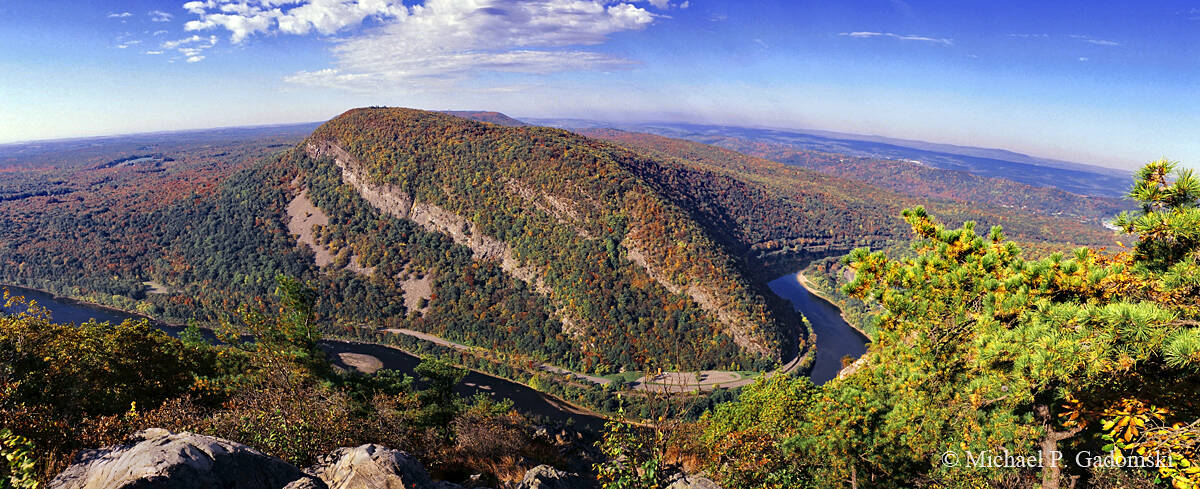 Delaware Water Gap: The Spectacular Wilderness Between NJ and PA 3