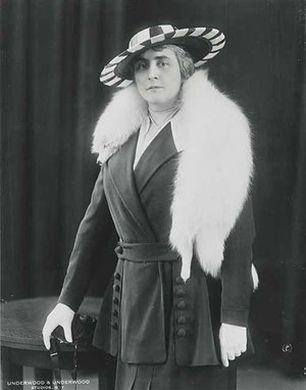Anne Morgan.