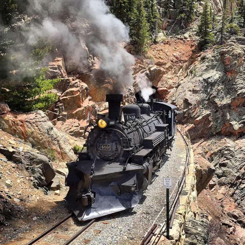 Riding the Railroads in Colorado 2