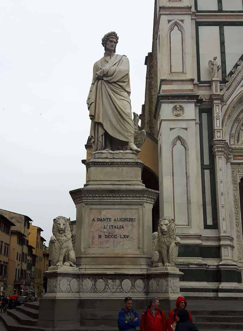 Dante the great poet of Florence