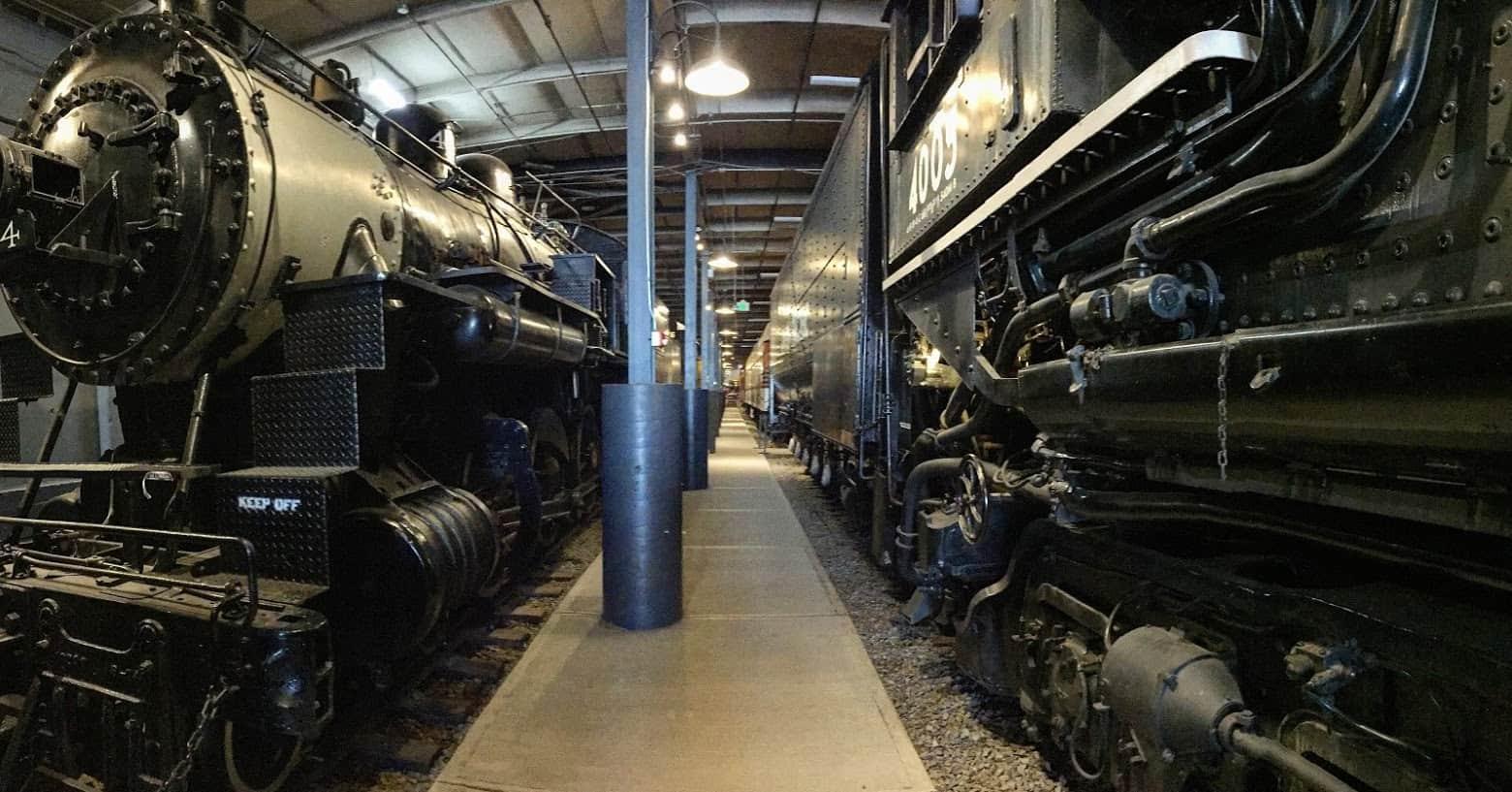 Riding the Railroads in Colorado 1