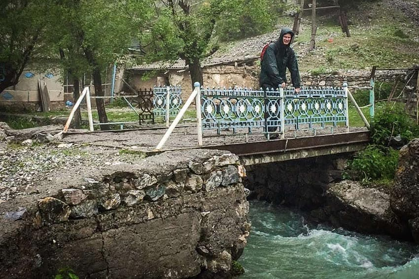 Tajikistan: Tough Hiking in the Poorest Ex-Soviet Republic