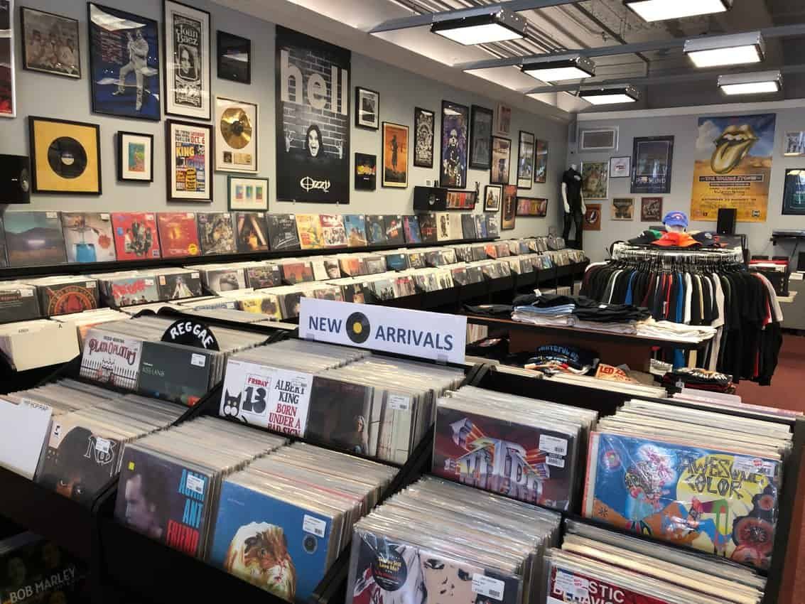 Find the best in vinyl at Joe's Albums in Worcester. Or buy a record player!