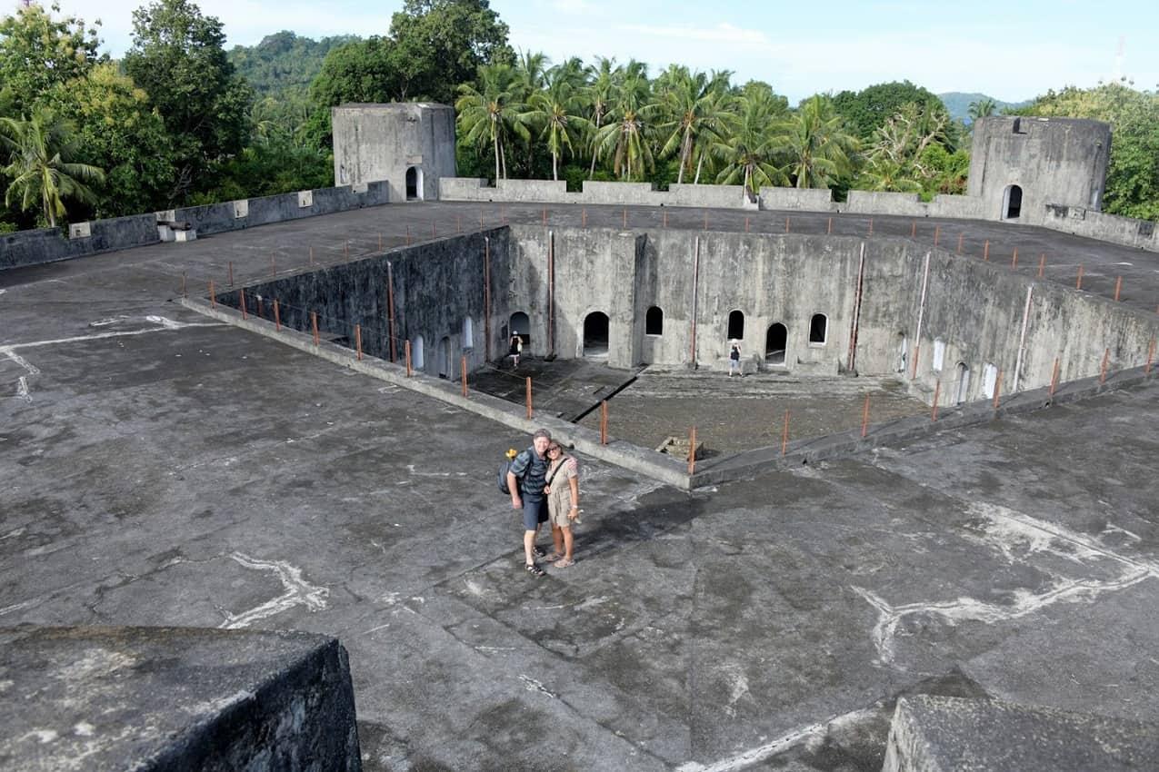 16th-century Portuguese fort Beliga still stands tall