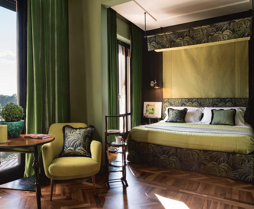 Velona's Jungle Luxury Suites, Florence, Tuscany, Italy. Francesca Pagliai photo