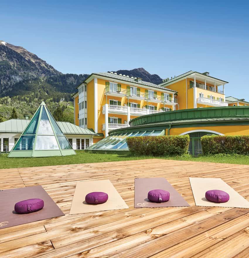 Das Alpenhaus Gasteinertal, Bad Hofgastein, Salzburg