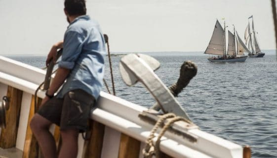 The Great Schooner Race