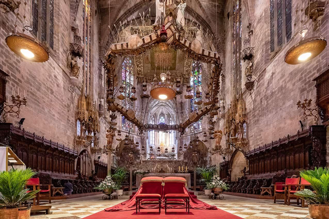 Palma- cathedral Mallorca