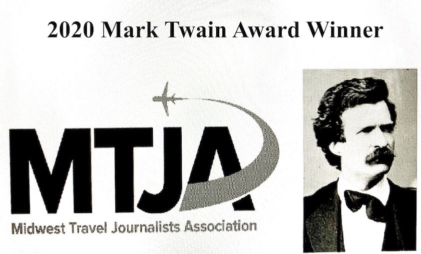 This story won a Mark Twain Award in 2020 from the Midwest Travel Journalists Association. Congrats Jackie!