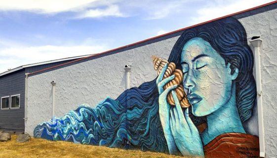 Fort Bragg Mural Walk