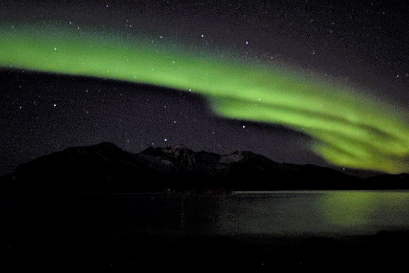 The spiritual experience of the world's capital of Northern Lights is entrancing.