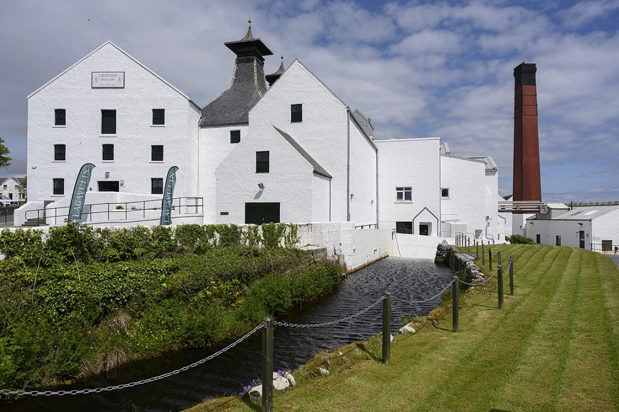 Lagavulin is the second of three famous distilleries you can visit along the Three Distillery Walk. It's most famous offering is the classic Lagavulin 16 which is accepted as one of the finest Scotch whiskies anywhere.