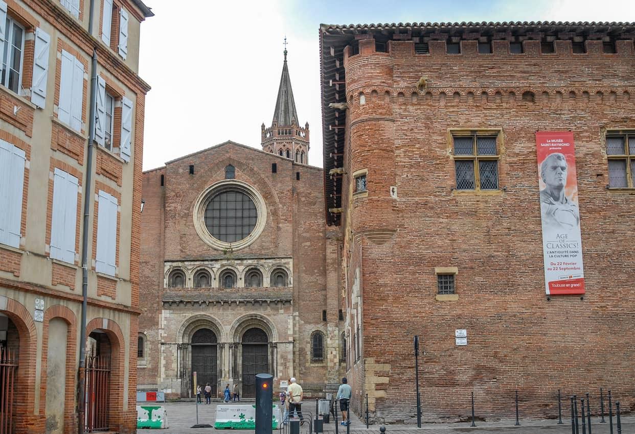 Saint Sernin, Toulouse