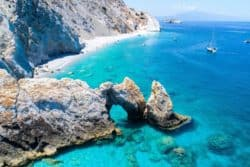 Skiathos, Greece: Bar and Beach Hopping