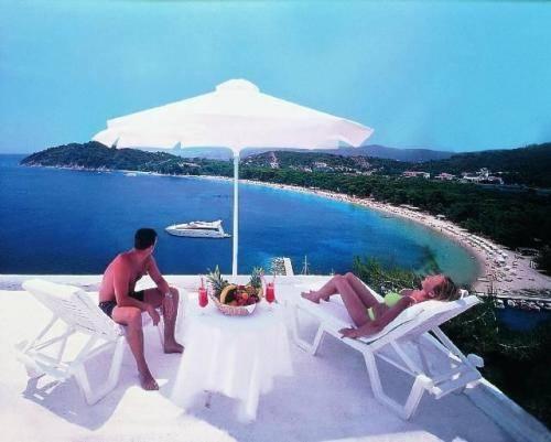 The Skiathos Palace Hotel, Skiathos Greece.