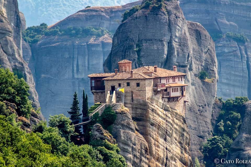 St Stephen Monastery, Meteora