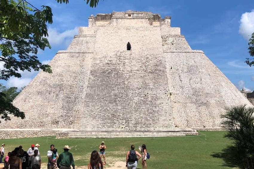 Great Slices of History in Yucatan