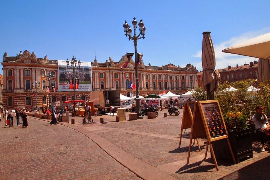 Capitole in Toulouse