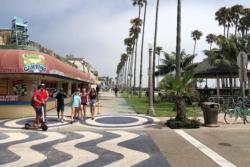Balboa Island, Newport Beach California.