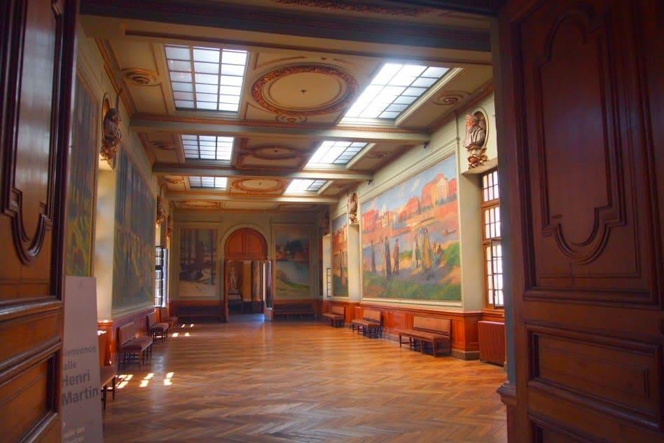 Salle Henri Martin.