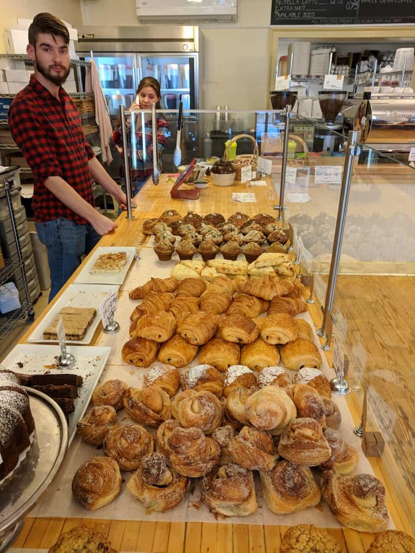 Evergrain Baking Company in Chestertown. Delmarva Peninsula