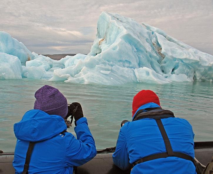 Croker Bay, Nunavut, Canada, High Arctic splendor.