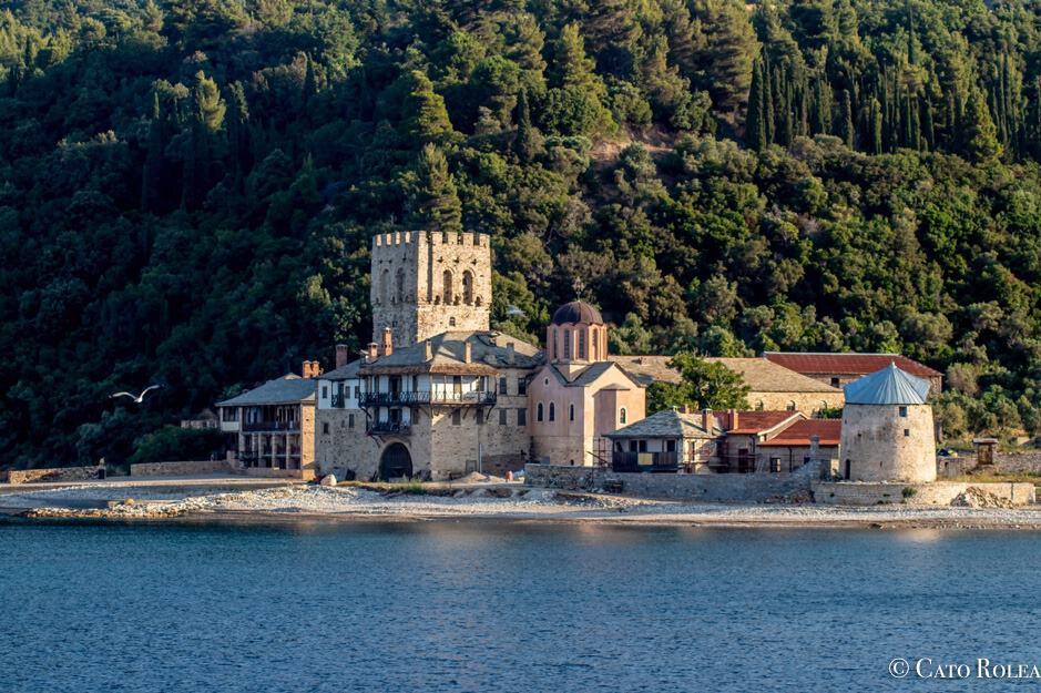 Hermitage, Mount Athos