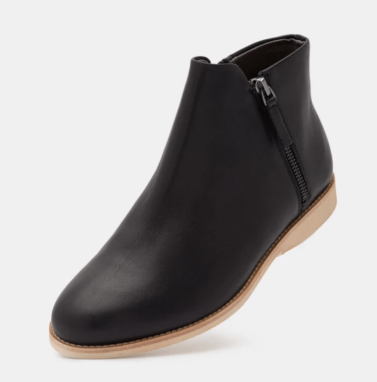 Rollie's side zip women's boots.