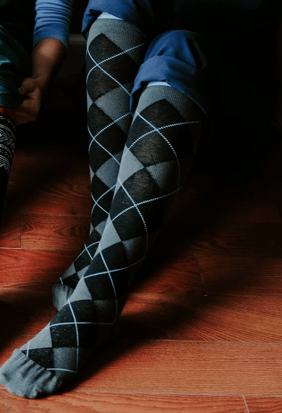 Afton compression socks