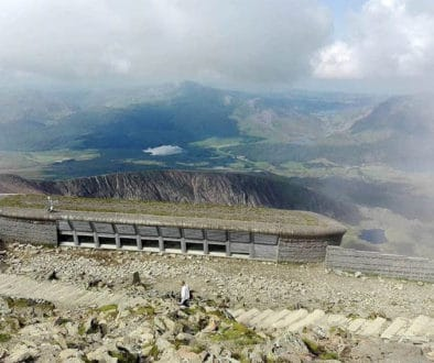 Snowdon, Wales: Hiking the Highest Peak