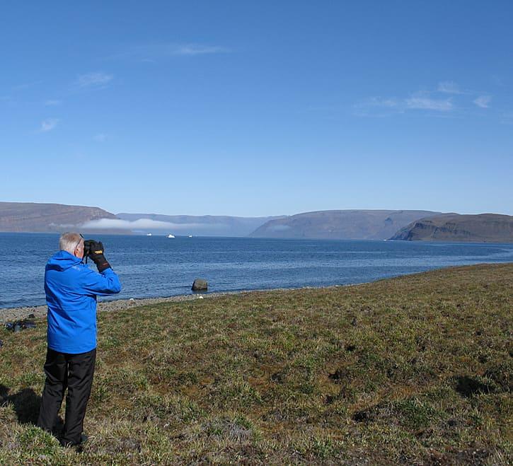Syggup Nunaa, Greenland