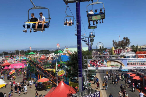 Orange County Fair in Costa Mesa California. Max Hartshorne photos