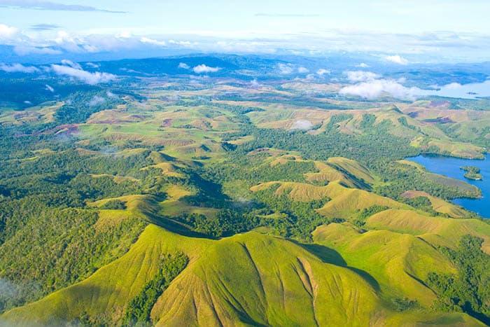 Deep in the Jungles of Papua New Guinea