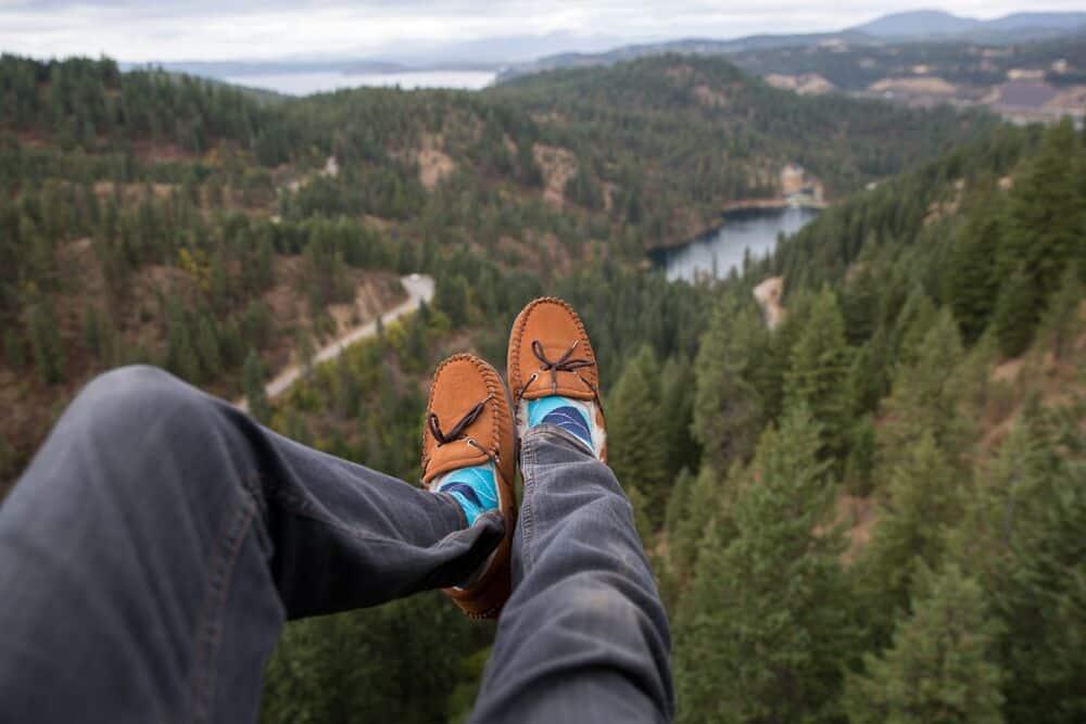 Staheekum slippers from Washington USA