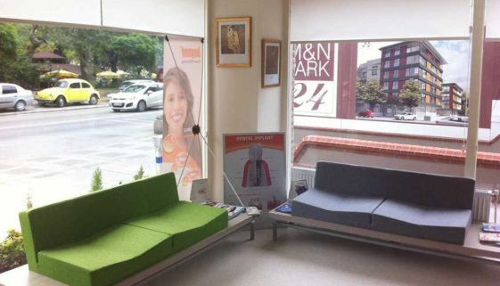 Turkish dental office