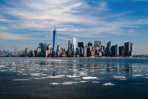 New York City in 2019