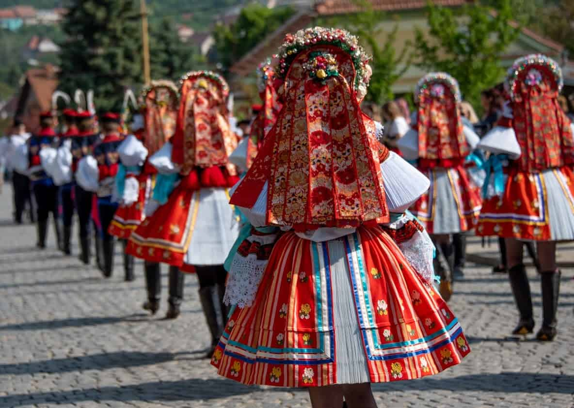 In 2011, The Ride of the Kings was added to the UNESCO representative list of intangible cultural heritage of humanity.