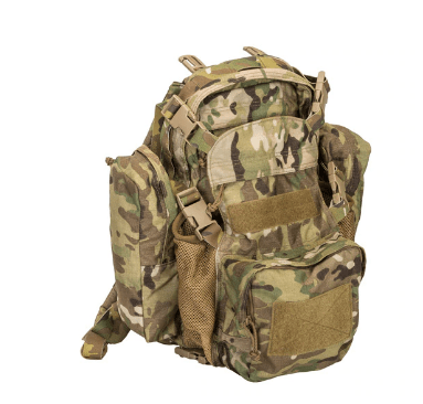 T3 HANS backpack with bladder.