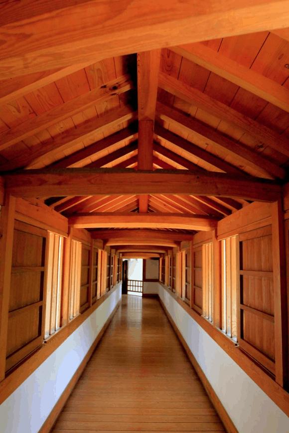 Himeiji Castle Interior