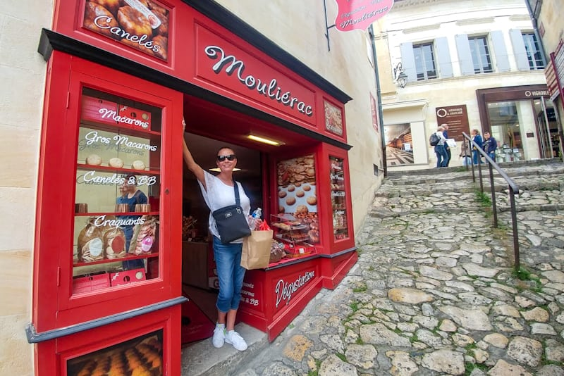 If you go rogue in the French countryside, be sure to sniff out the patisseries.