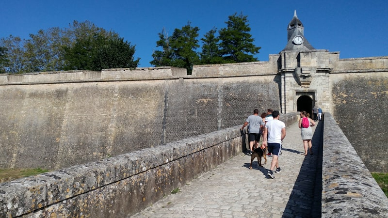 So many secrets within the Citadel of Blaye. Plus the best crepes ever.