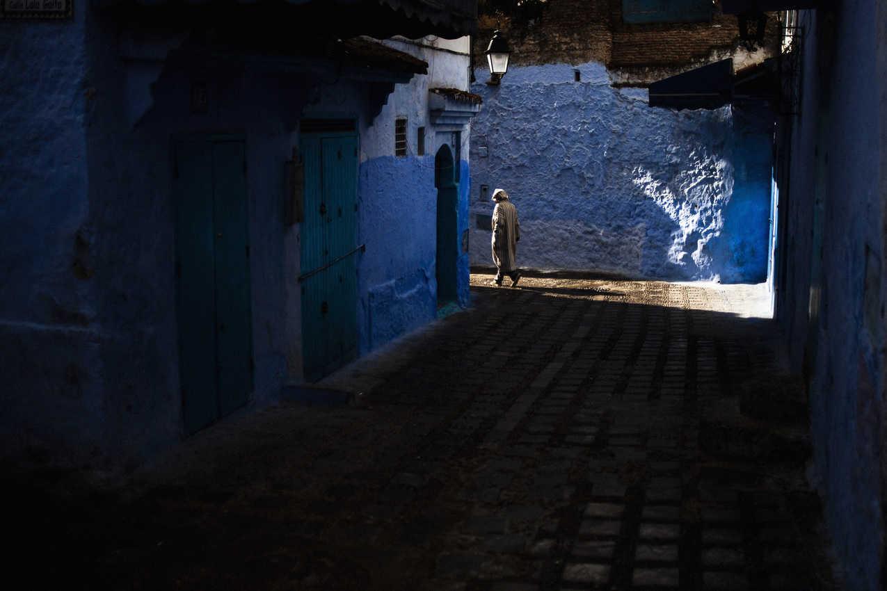 Chefchaouen, Morocco: The Hashish Farmer's Home 10