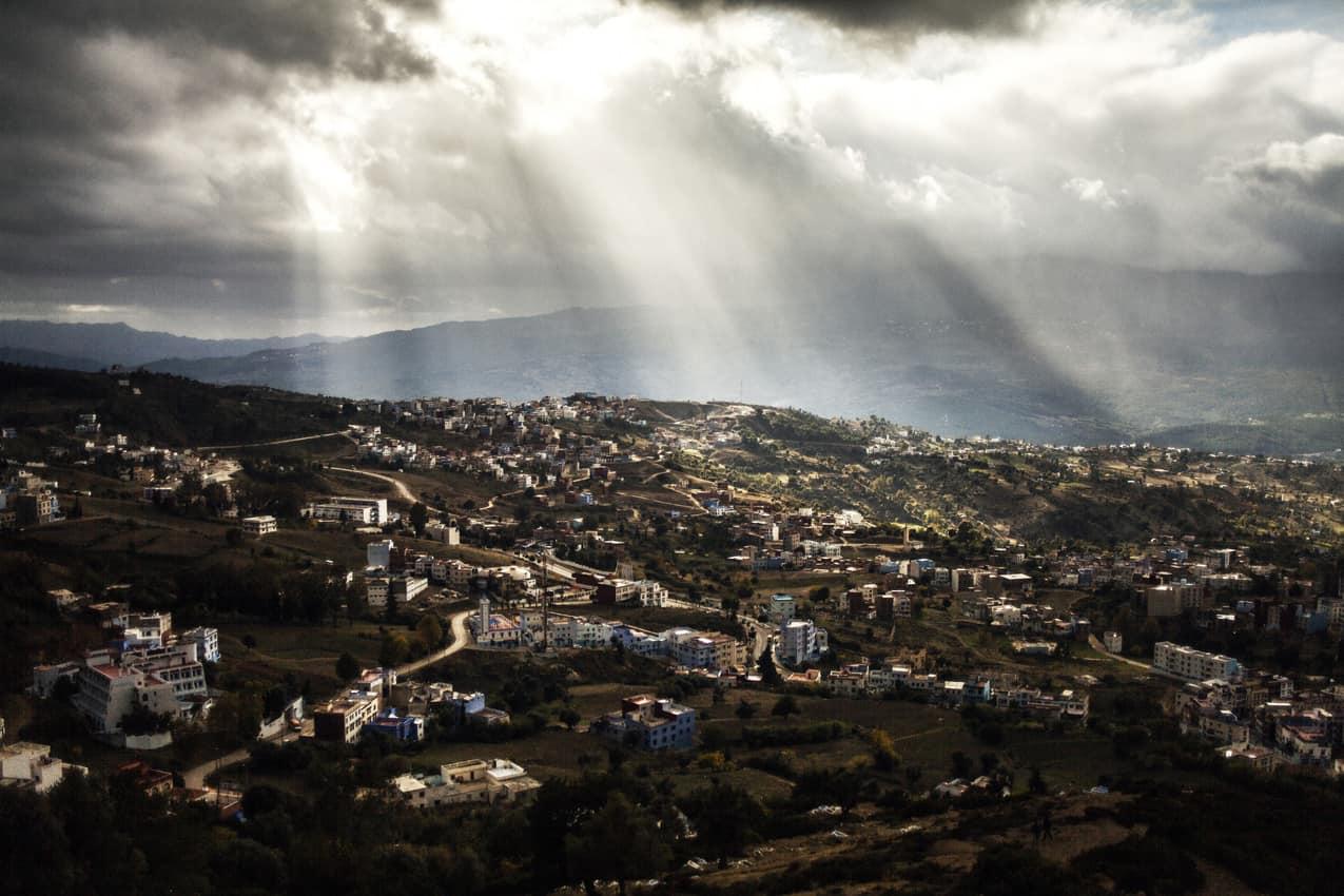 Chefchaouen, Morocco: The Hashish Farmer's Home 6