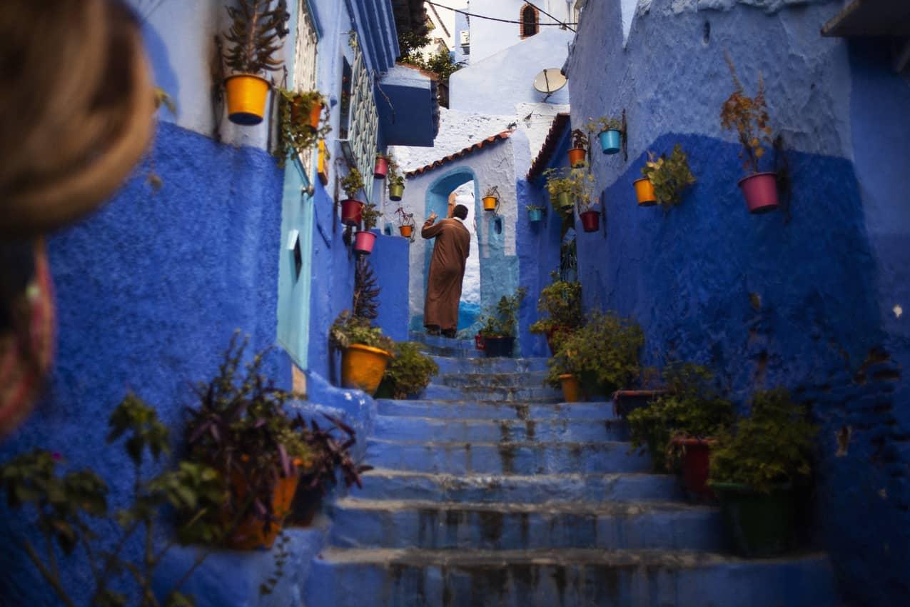 Chefchaouen, Morocco: The Hashish Farmer's Home 11