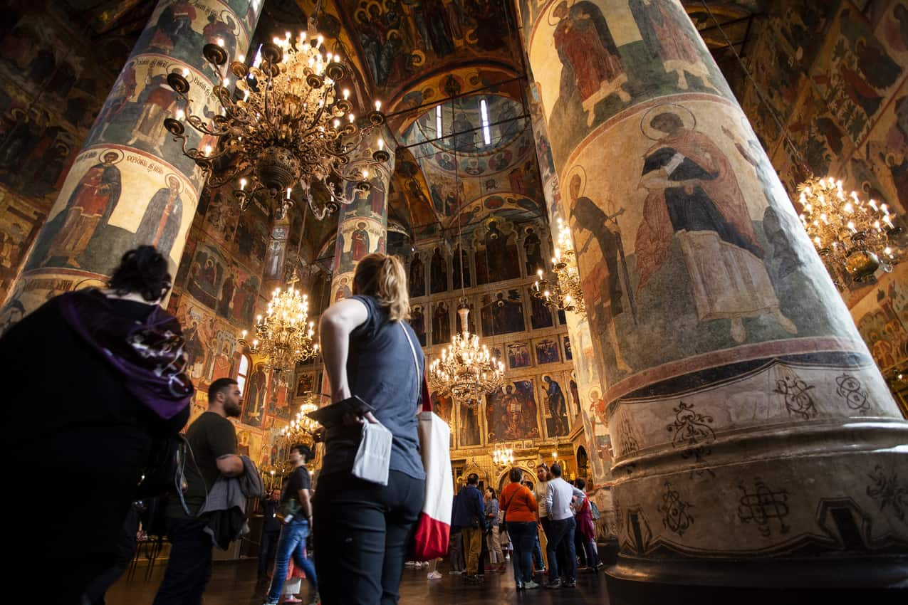 Moscow: Colorful Architecture Steeped in Military Tradition 2