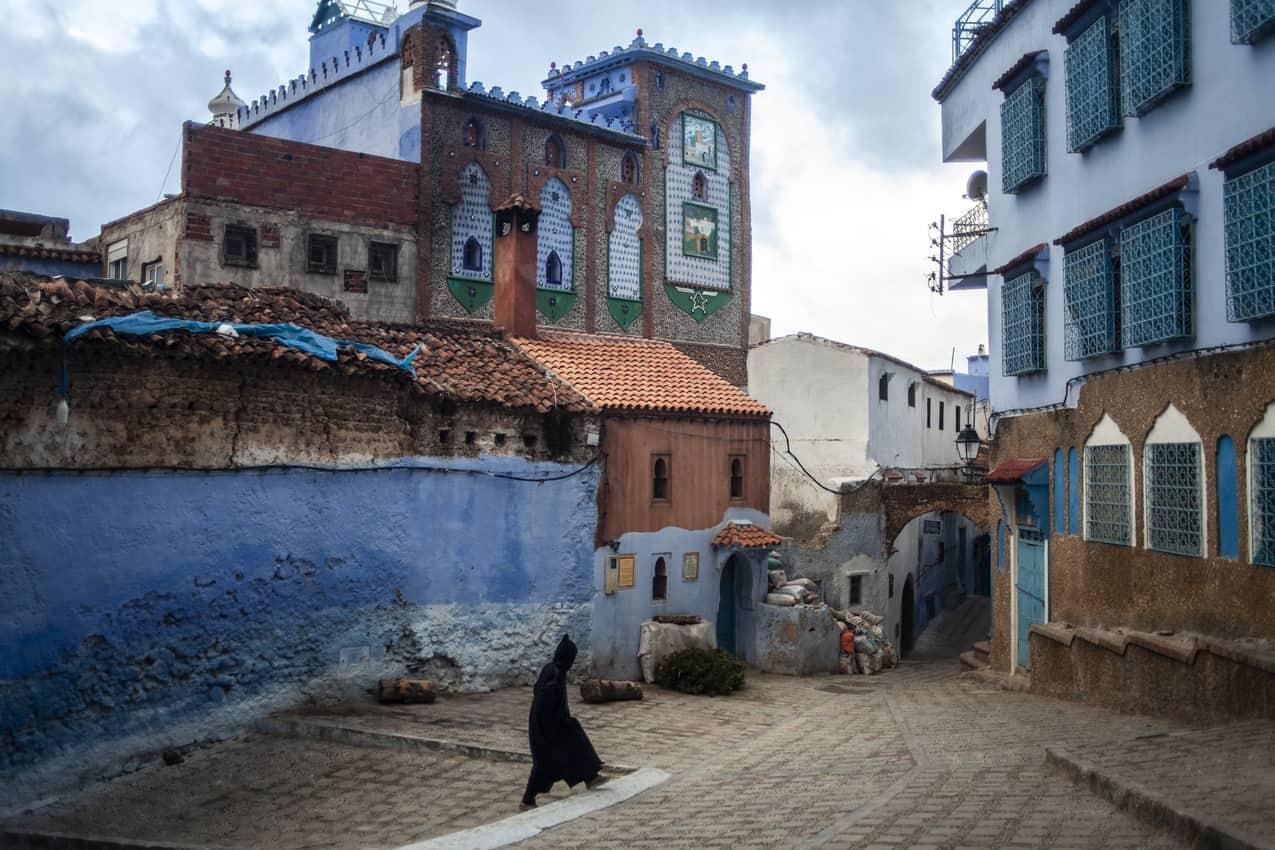 Chefchaouen, Morocco: The Hashish Farmer's Home 7